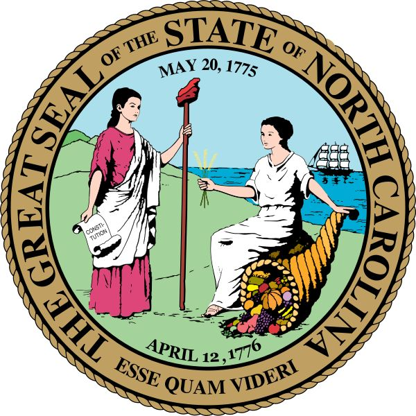 """State motto: Esse quam videri """"To be, rather than to seem"""" AKA Be yourself. State flower: Dogwood- this is actually a tree. State bird: Cardinal- shouldn't this be the bird of Missouri?. State tree: Longleaf Pine- definitely not compensating for it's tiny roots. State insect: European honey bee- this is a non-native species. State beverage: Milk. Really? Milk? State historical boat: Shad boat- who voted this into existence? State blue berry: Blueberry- wtf? How redundant"""