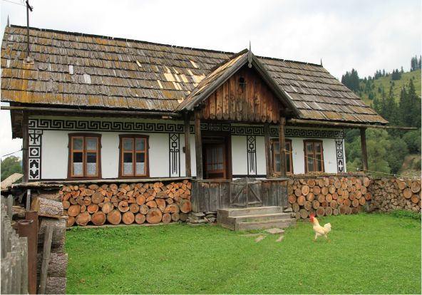 Cârlibaba, județul Suceava