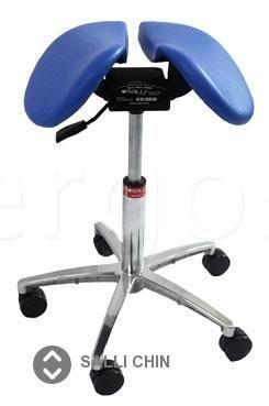 Стул Salli Chin ортопедическое кресло седло