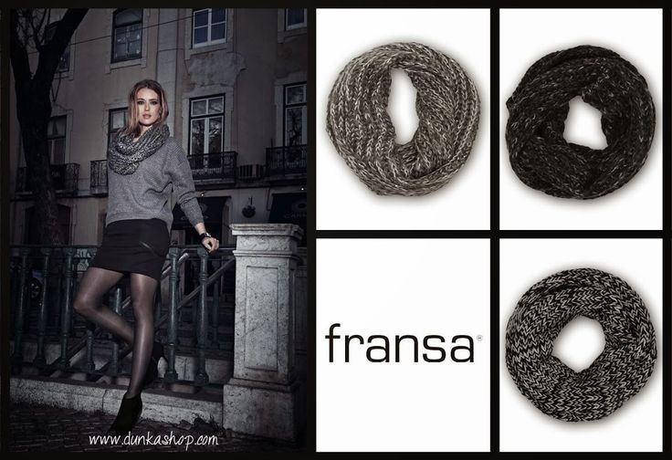 Szale Fransa - http://www.dunkashop.com/search.php?text=fransa+szal