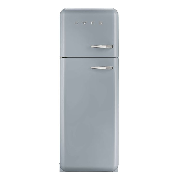 Smeg FAB30LFS 50's Retro Style Silver Fridge Freezer. (n.d.). Retrieved from http://www.cookersandovens.co.uk/Smeg-FAB30LFS-50-s-Retro-Style-Silver-Fridge-Freezer.html