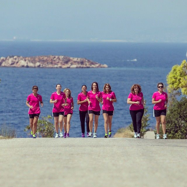 Astir Palace Team getting ready for the @ladiesrungreece 2014, with the kind support of @adidas Greece ★ Keep #running #astirpalace