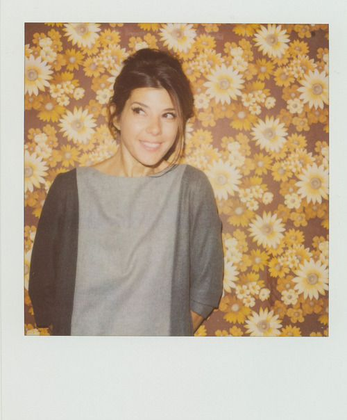 Seriously if I looked as good as Marisa Tomei in my 40s, i'd be happy