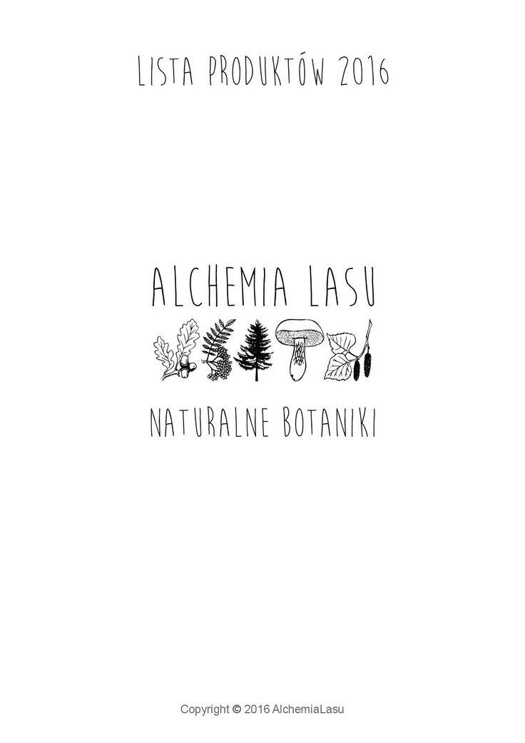 Alchemia Lasu