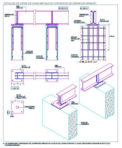 M s de 25 ideas incre bles sobre viga metalica en - Tipos de vigas metalicas ...