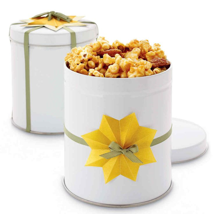 """Alexis Stewart's caramel-almond popcorn is an easy snack to make and, as she can attest, """"people love it."""""""