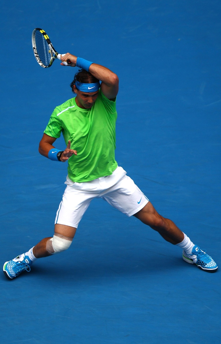 Rafa at Aussie Open 2012