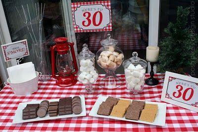 44 best S'mores dessert table images on Pinterest ...