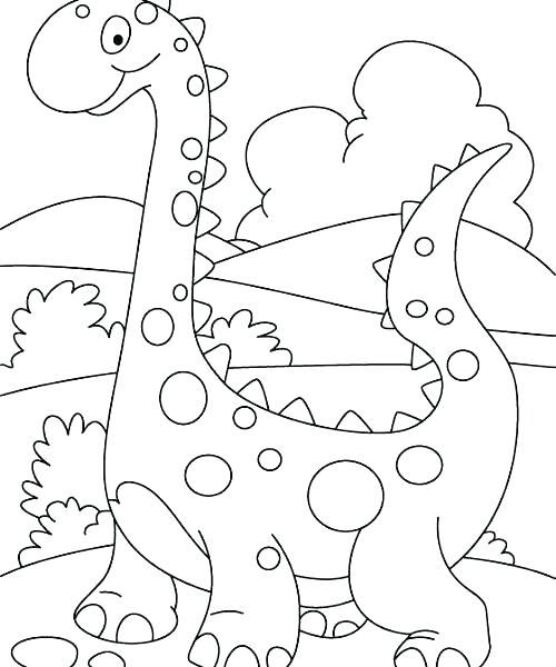 Toddler Coloring Page Printable Coloring Pages Printable Coloring Pages For Preschoolers Col Dinosaur Coloring Pages Preschool Coloring Pages Coloring For Kids
