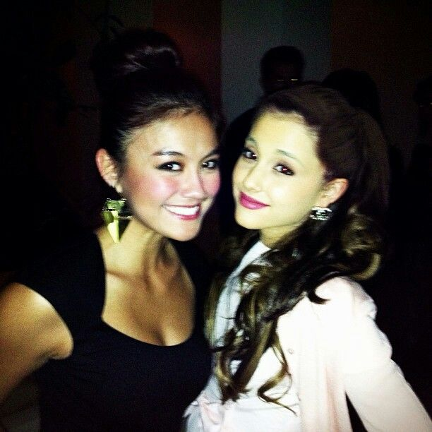 #AGNEZMO #ArianaGrande @Aggie Zhang MO