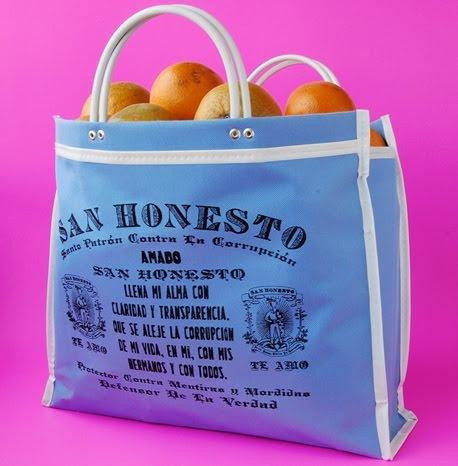 San Honesto Mercado Bag