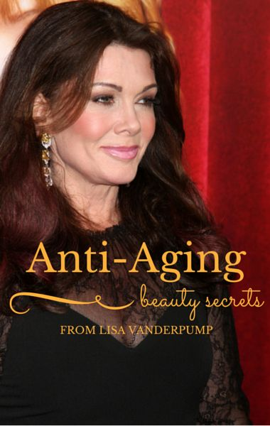 Lisa Vanderpump came by Dr. Oz to share her beauty secrets, including red wine, eating chocolate with bran, and her moisturizing mask. http://www.wellbuzz.com/dr-oz-beauty/dr-oz-lisa-vanderpump-beauty-secrets-skin-cancer-moisurizing-mask/
