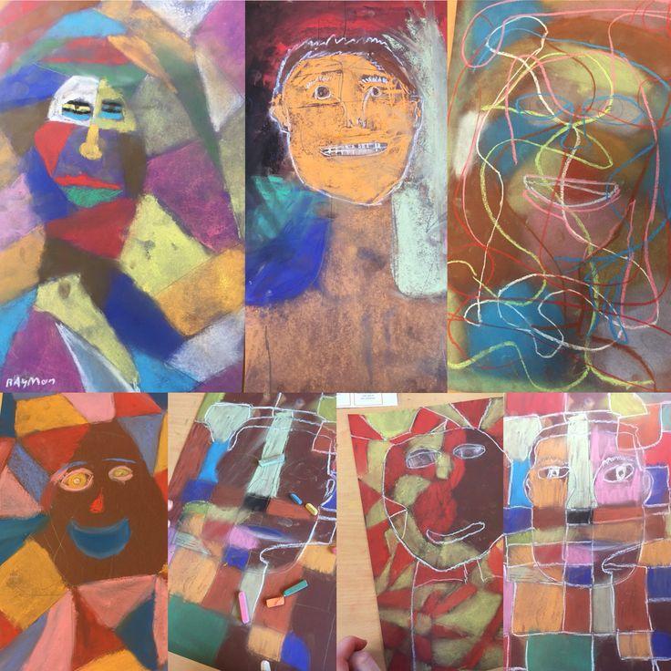 Contékrijt, Paul Klee, basisschool