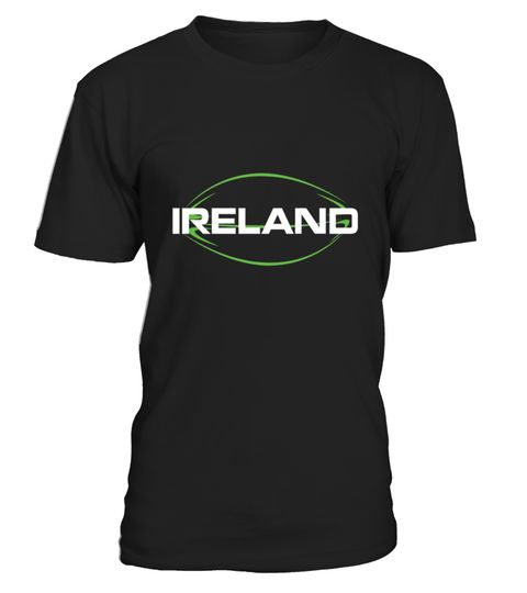 Ireland Rugby  Irish Rugby Union Tee
