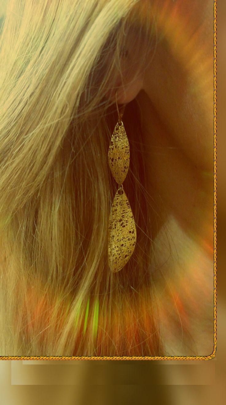 wonderful gold earrings 14k for women