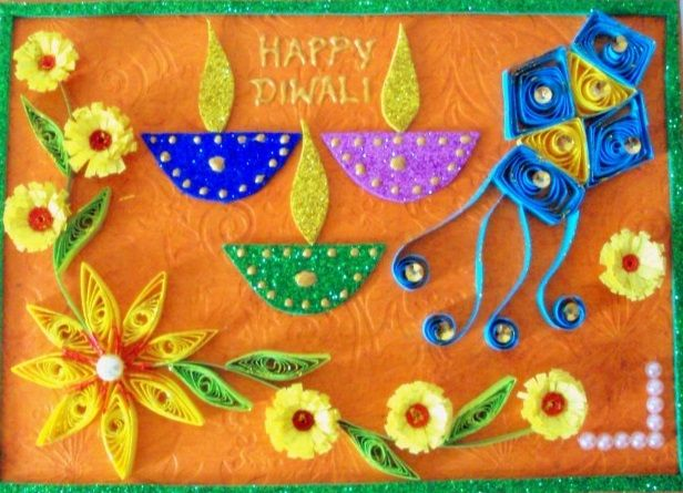 Diwali Greetings Card Ideas 2017. Download Happy Diwali Images 2017. Free Animated Diwali Images Photos and Gifs.