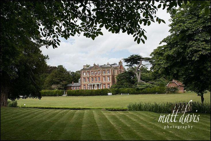 Ardington House wedding venue in Oxfordshire.  By www.mattdavisphotography.co.uk