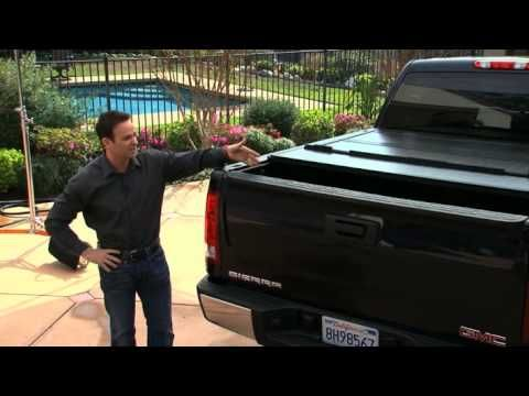 BakFlip Hard Folding Tonneau Cover - Review - YouTube