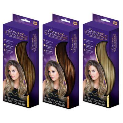 Secret Extensions™ Headband Hair Extensions - BedBathandBeyond.com