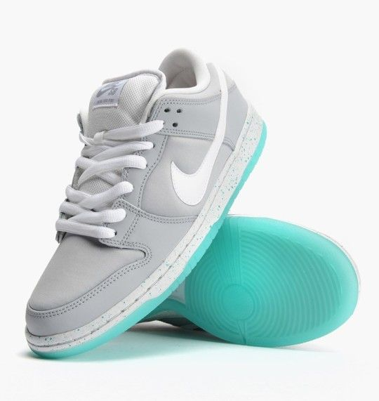 Nike Sb Dunk Low Marty Mcfly 5 Sneakers Addict