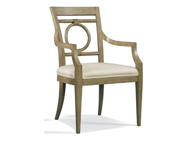 619 Grade BShop For Hickory White CTH Arm Chair 960 250