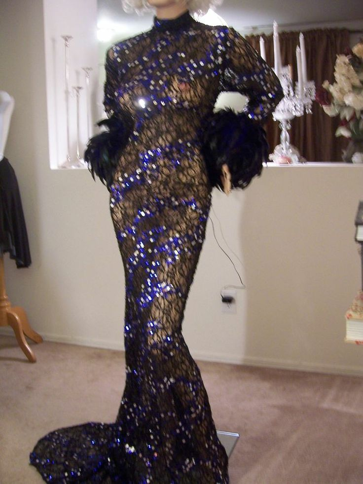 281 best images about Drag Couture on Pinterest | Feathers, Drag ...