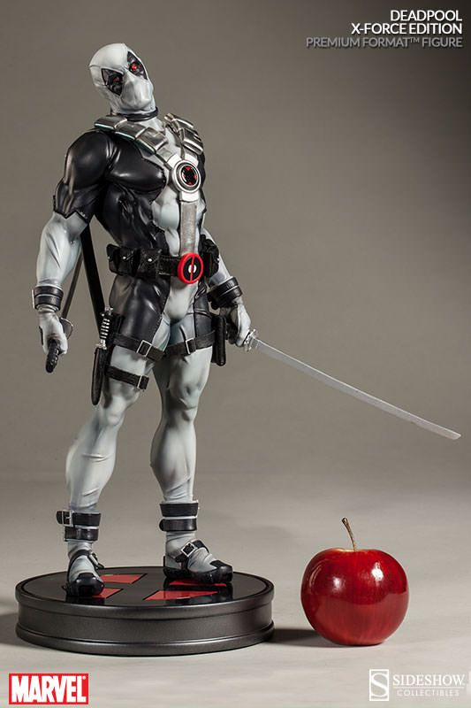 MARVEL X-Force Deadpool Premium Format Figure | Geek Decor