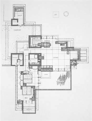 Wright Chat View Topic The First Usonian Floor