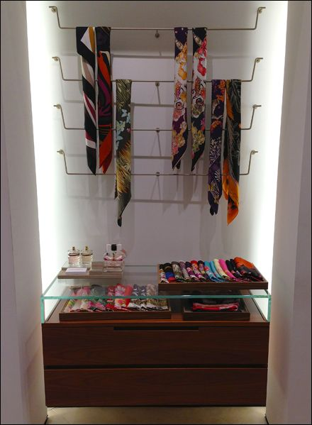 Fabric Exhibition Stand Here Alone : Best scarf display trending ideas on pinterest