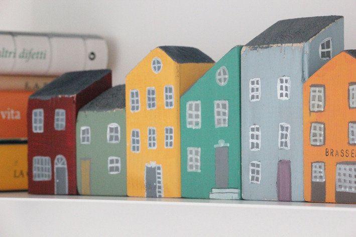 Casette decorative in legno - Per la casa e per te - Decorare casa ...   su MissHobby