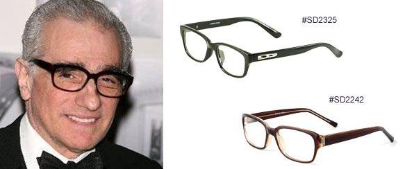 Martin Scorsese Eyeglasses