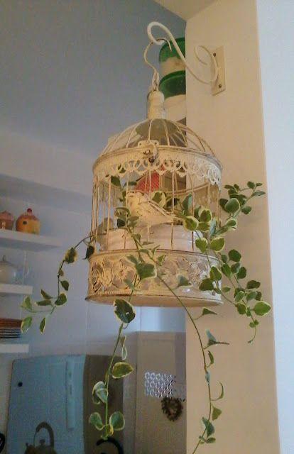 casa decoração romântica