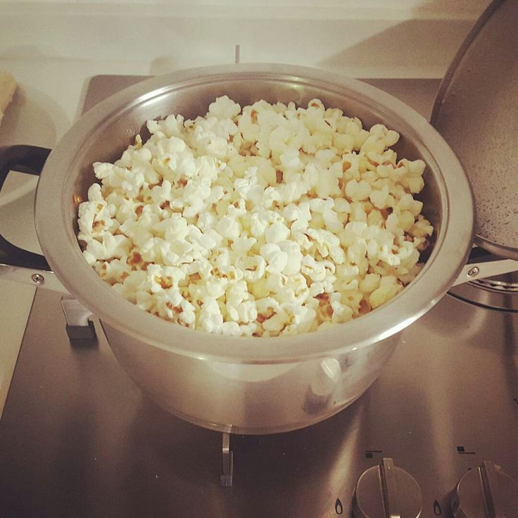 "Reposting 📷 by  @leepetpil:  ... ""Who wants? #popcorn"""