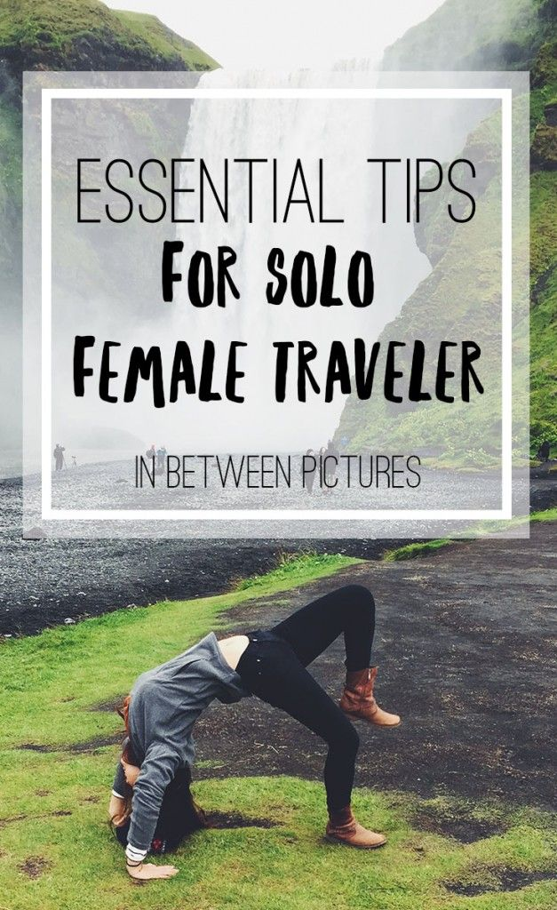 Hesitant to take the leap? Essential tips for female solo traveler that will help you take the jump. #FemaleSoloTraveler #SoloTraveler #TravelTips