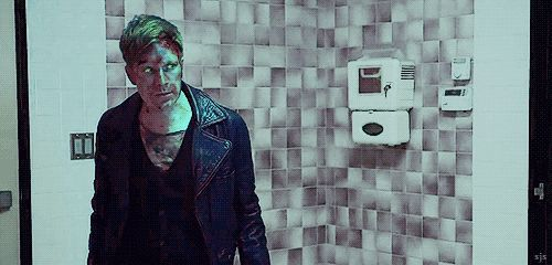 When he was covered in blood throughout the Young Blood Chronicles, and still remained sexy AF. | 31 Times Patrick Stump Ruined All Other Men For You