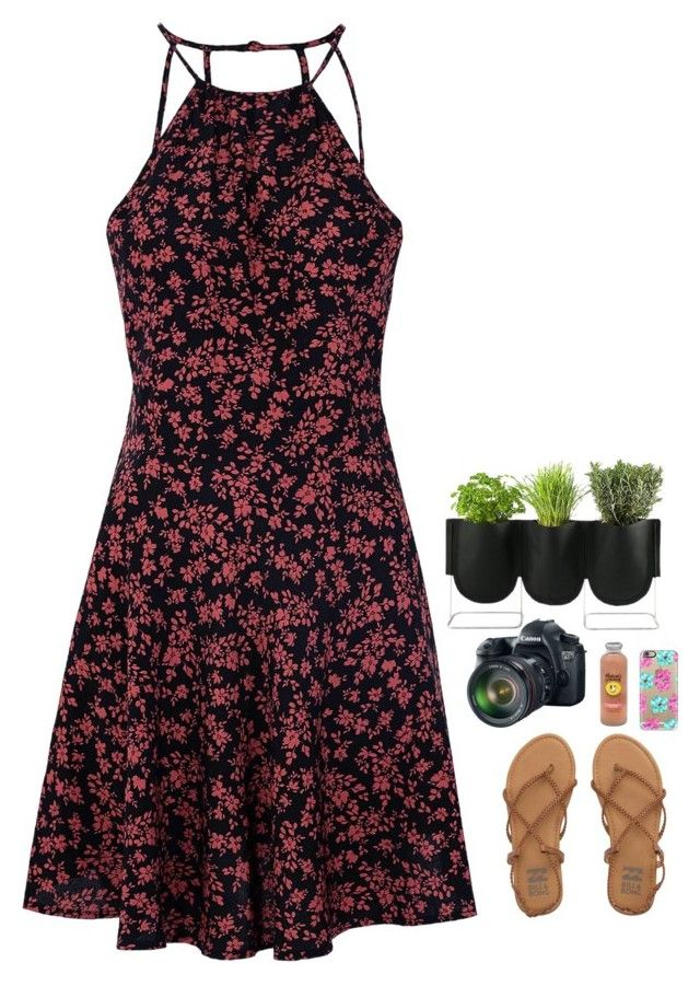 """""""Ehh"""" by morgan-lagerstom ❤ liked on Polyvore featuring Glamorous, Billabong, Eos, Authentics, Hansen and Casetify"""