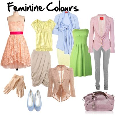 Feminine colours,  Imogen Lamport, Wardrobe Therapy, Inside out Style Blog, Bespoke Image