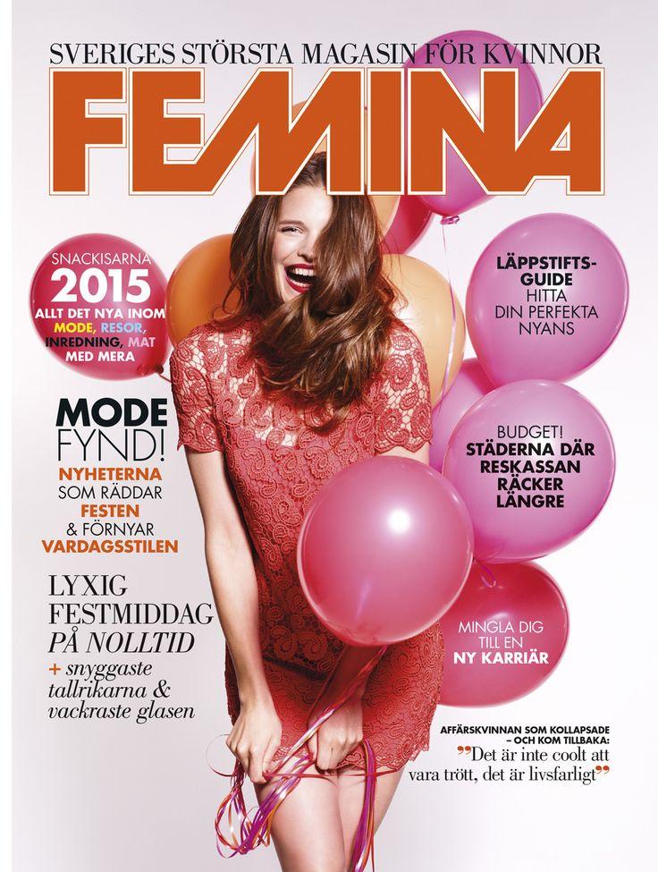 Femina nummer 1 2015