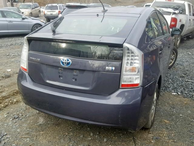 2011 Toyota Prius For Sale Ny Newburgh Salvage Cars Copart