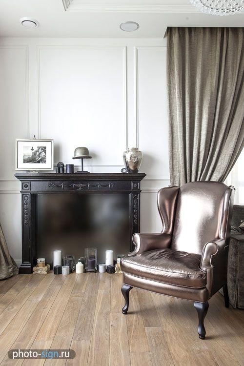Interior, design, decor, living-room,  grey, white