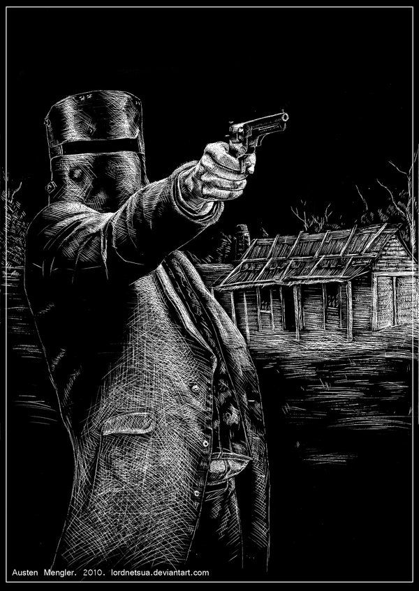 Ned Kelly by AustenMengler on DeviantArt