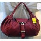 Fendi Like Red Leather Spy Bag Purse, 25% off for Mother's Day