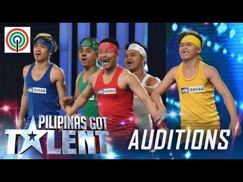 Download COMEDY: Pilipinas Got Talent Season 5 Auditions: Pamilya Kwela - Comedy Dance Group