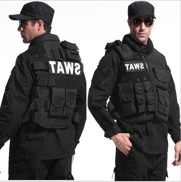 32.99$  Buy now - https://alitems.com/g/1e8d114494b01f4c715516525dc3e8/?i=5&ulp=https%3A%2F%2Fwww.aliexpress.com%2Fitem%2FMan-s-tactical-vest-bulletproof-vest-Molle-Tactical-Black-vest-cs-vest-swat-protective-equipment%2F32734999688.html - Drop shopping Man's tactical vest ,bulletproof vest Molle Tactical Black vest cs vest swat protective equipment 32.99$