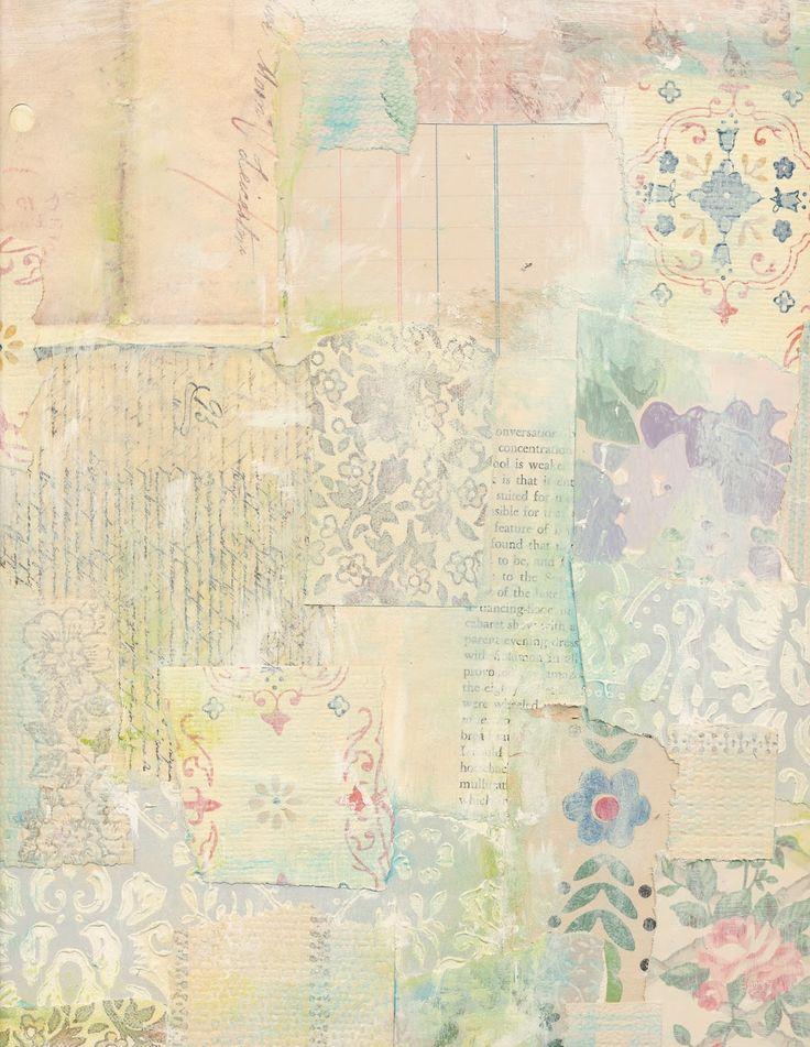 Jodie Lee Designs: Free Printable! Vintage Wallpaper Collage