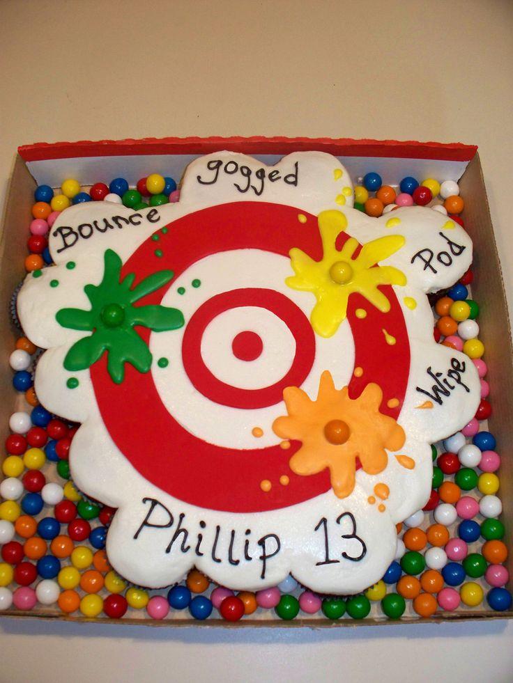 25+ best ideas about Paintball Cake on Pinterest ...