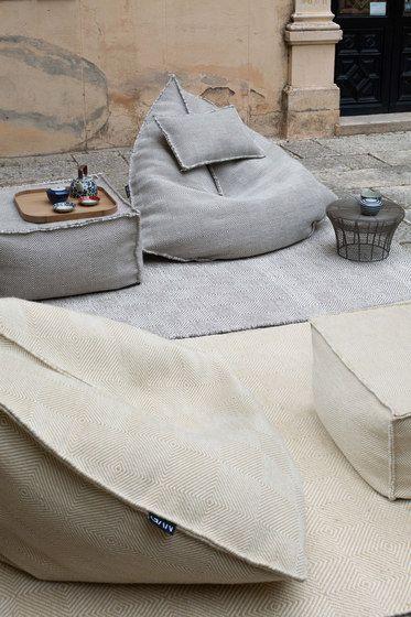 Poufs | Seating | Sail Space | Gandía Blasco | Héctor Serrano. Check it out on Architonic