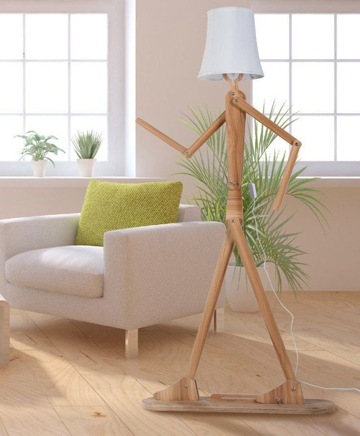 Best 25+ Wooden floor lamps ideas on Pinterest