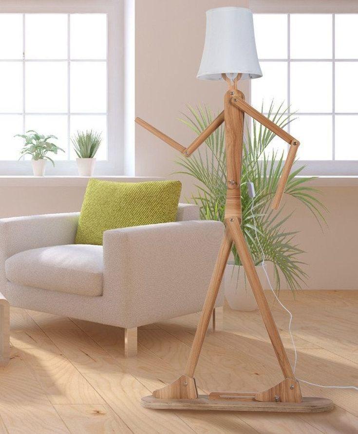 Best 25+ Wooden floor lamps ideas on Pinterest | Diy ...
