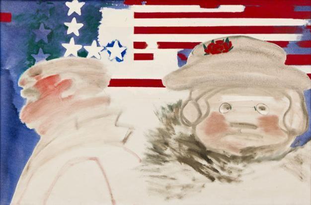 Robert Hodgins Born in the U.S.A. 2013-10 / SW / 123.200 ZAR